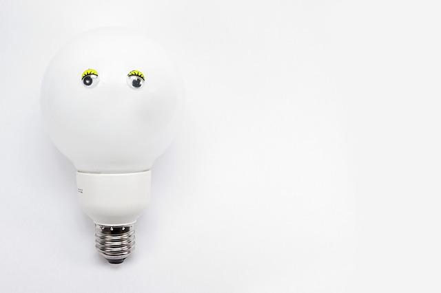 oči žárovky