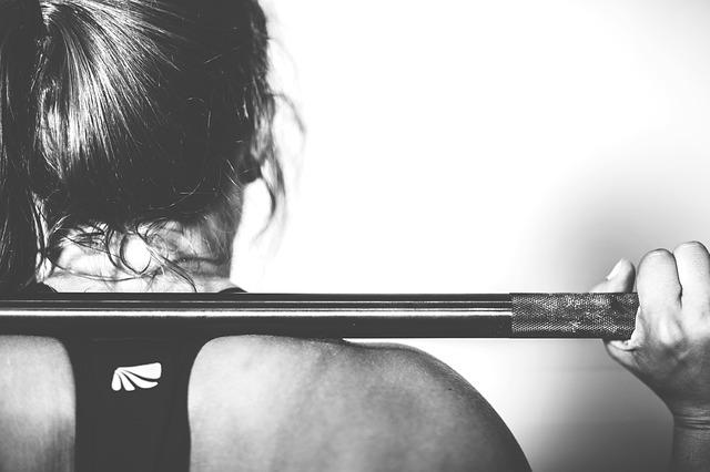 fitness, posilování