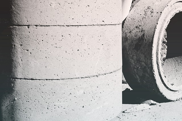 betonové skruže