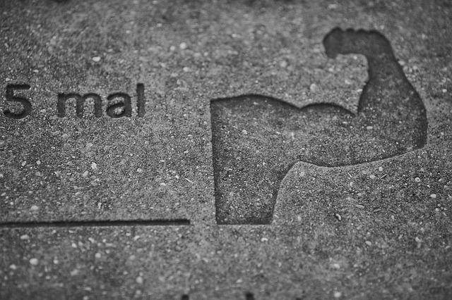 motiv v betonu